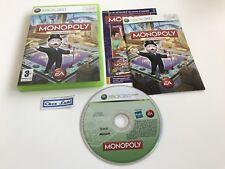 Monopoly Éditions Classique Et Monde - Microsoft Xbox 360 - PAL FR - Avec Notice
