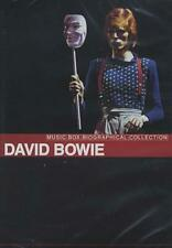 David Bowie DVD Music Box Biographical Collection UK PHV016DVD PLASTIC HEAD