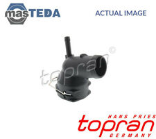 TOPRAN RADIATOR UPPER COOLANT FLANGE / PIPE 114 860 P NEW OE REPLACEMENT