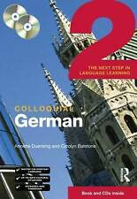 Colloquial German 2: The Next Step in Language Learning (Colloquial Series), Due