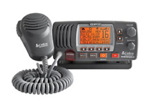COBRA MR F77 EU MARINE VHF RADIO BLACK - GPS INCORPORATED