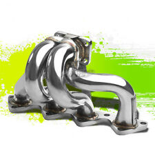 FOR HONDA B-SERIES B16A1 B18B1 T25/T28 RACING PERFORMANCE TURBO MANIFOLD EXHAUST