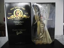 MGM Golden Hollywood Barbie Doll, NRFB,1998 designed Exclusively For FAO Schwarz