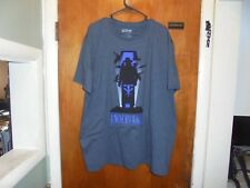 WWE : Undertaker XXX Large T Shirt 3XL    Exclusive From Slam Crate