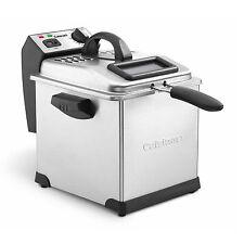 Cuisinart CDF-170 Compact 3.4quart Deep Fryer Accs (cdf170)