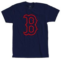 Baseball team t-shirt - comfortable tees with Boston Red Sox logo - unisex shirt
