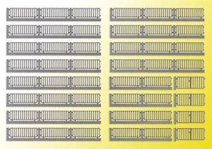 VOLLMER 45014 Spur H0, Fabrikzaun, 192cm (Grundpreis 1m=4,64 Euro) #NEU in OVP#