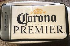 Promotional New Rolling Corona Premier Beer Cooler Suitcase & Beer Bucket