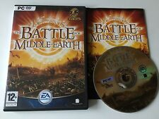 The Lord of the Rings: The Battle for Middle-Earth for PC 2004 Game Complete