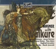 WAGNER DIE WALKURE JANOWSKI CD