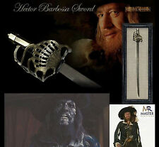 Pirates of the Caribbean Hector Barbossa Sword DS181 MASTER REPLICAS, NEW IN BOX