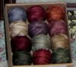 Valdani Threads for Spring Quakers by Rosewood Manor New