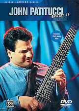 John Patitucci Electric Bass Day 97 *New* Dvd