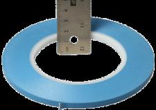 Ligne fine bleu bande (6mm X 55m)