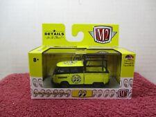 M2 MACHINES MOONEYES 1960 VW VOLKSWAGEN DOUBLE CAB TRUCK