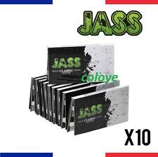 JASS Classic REGULAR Lots 10 Carnets de Feuilles à Rouler