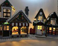 LEGO Creator Expert Modular / Winter Village: Small LED lighting kit, Warm White