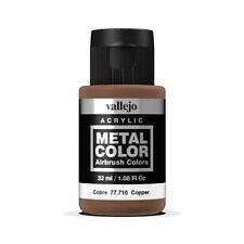 VALLEJO METAL COLOR COPPER 32 ml Cod.AV77710