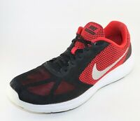 Nike revolution 3 Red And Black Size 11