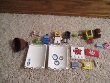 LEGO spongebob parts minifigures glove world krusty crab