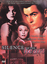 Silence of the Heart DVD Early Charlie Sheen, Brand New in Factory Seal