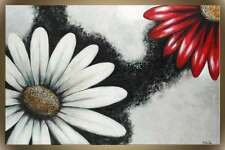 """Victor Zag - Dancing Daisies  - Florals  - Giclee Reproduction  40""""x60"""""""
