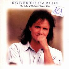 ROBERTO CARLOS - SE ME OLVIDÓ OTRA VEZ CD SINGLE 1 TRACK PROMO 1998
