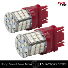 Syneticusa 3156 3157 LED RED Light Stop Brake Bulbs