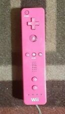 Wireless OEM Original Pink Nintendo WII Motion Controller