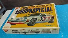 1:12 Nichimo Japan Lotus Europa Special Model Kit #MB-1202 Started Boxed Nice