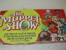 Muppet SHOW GIOCO - 100% - 1977-Palitoy-KERMIT-MISS PIGGY-Muppet Show
