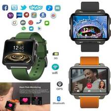 Smart Watch Android 5.1 16GB GPS Wifi 3G SIM GSM Phone Watch for iPhone Samsung