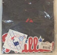 Majestic Philadelphia Phillies Grey Tee-Shirts 2XL  New with Tags