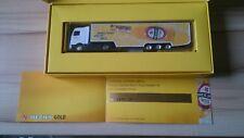Becks Gold Truck-Modell exklusive, limitierte Edition Nr. 0478 Werbetruck