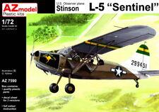 "AZ Models 1/72 Stinson L-5 ""Sentinel"" U.S. Observer Plane # 7590"
