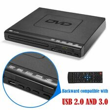 ADH CD DVD Player mit USB Anschluss Mediaplayer Upscaling USB 2.0 3.0 Tragbar