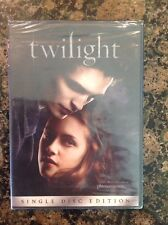 Twilight (DVD, 2010)NEW Authentic US Release
