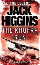 *BRAND NEW* The Khufra Run by Jack Higgins Paperback 2009