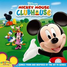 Mickey Mouse Clubhouse - CD NEW & SEALED Walt Disney TV Series - Hot Dog