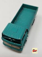 Matchbox Lesney Series No.1 Mercedes Truck Turquoise England Beautiful condition
