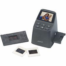 Diaprojektor: Stand-Alone-Dia- und Negativ-Scanner mit 8-MP-Sensor, 2.400 dpi