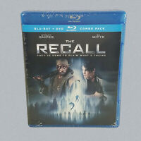 The Recall Movie Blu-ray + DVD Combo Pack Starring Wesley Snipes New & Sealed R