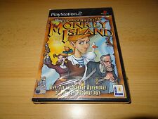 Escape From Monkey Island Ps2 NEW SEALED