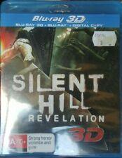 Silent Hill Revelation Adelaide Clemens 3d Blu-ray Very Good