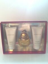 ATTRACTION by LANCOME 3 Piece Gift Set with 1.7 oz/50 ml EDP Spray New RARE