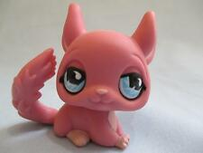 Littlest Pet Shop #599 Pink Chinchilla with Blue Eyes 100% Authentic LPS