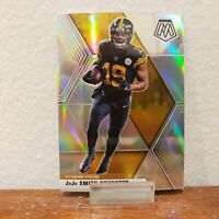 2020 Mosaic Silver Prizm #169 - JuJu Smith-Schuster - Pittsburgh Steelers - NM