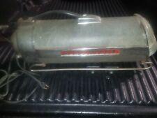 Works Vintage Metal Body Electrolux Model E Canister Vacuum