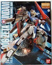Bandai 1/100 MG MSZ-006 ZETA GUNDAM 395979 from Japan