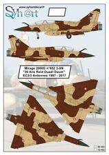 Syhart 1/48 Dassault Mirage 2000D n°652 3-XN # 48103